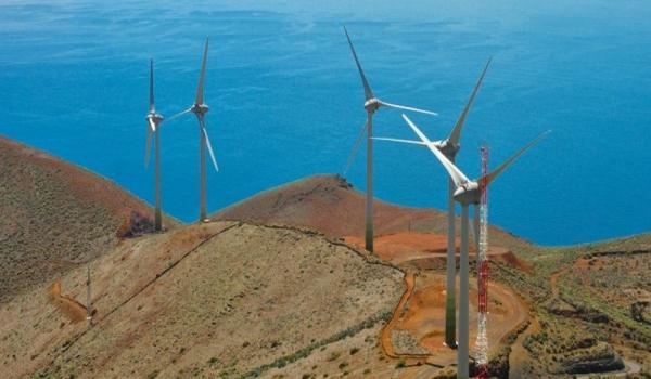 Naturgy impulsa el complejo eólico Agüimes en Gran Canaria